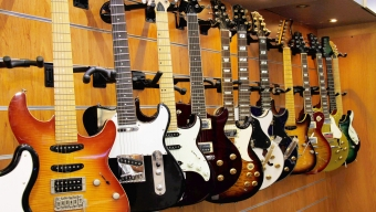 Electric guitars from Samick