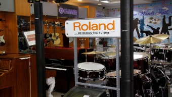Official Roland Distrubutor