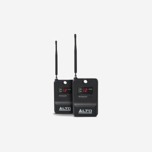 Alto Professional Stealth Wireless Receivers Stealth Wireless Expander Pack