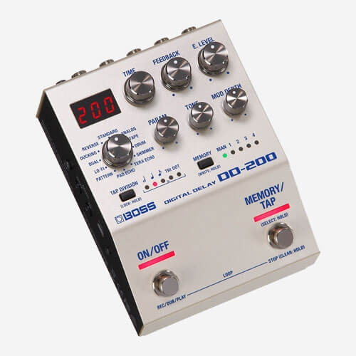 Boss Digital Delay DD-200