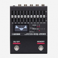 Boss Graphic Equalizer EQ-200