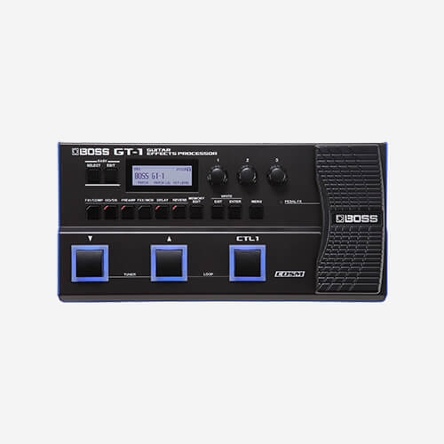 buy boss guitar effects processor gt 1 dubai uae adawliah electronic appliances. Black Bedroom Furniture Sets. Home Design Ideas