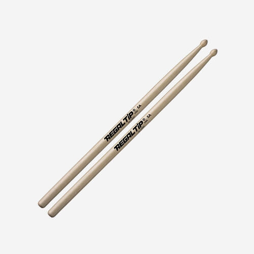 Regal Tip 5A Wood Tip Drum Sticks 205R