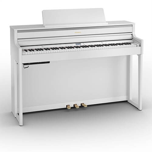 Roland Digital Piano HP-704 WH