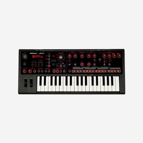 Interactive Analog - Digital Crossover Synthesizer JD-Xi
