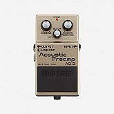 Boss Acoustic Preamp Pedal AD-2