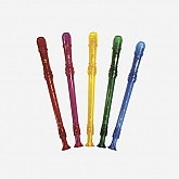 JHS Hornby Coloured Recorders RP5