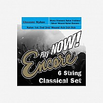 Encore Classic Guitar String Set ECS6
