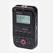 Roland High-Resolution Audio Recorder R-07 Black