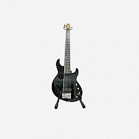 Samick Greg Bennett Electric Bass Guitar 6-Strings FN-5-6-BK