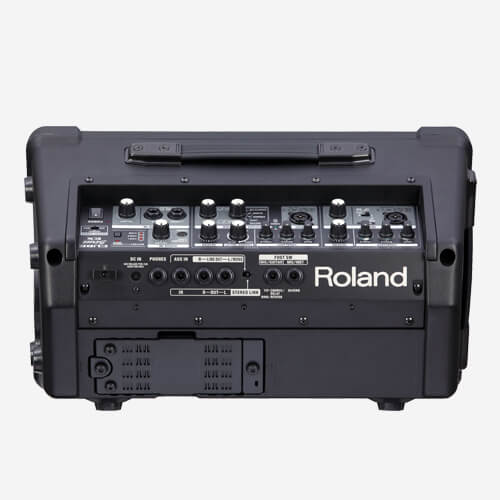 Roland Battery Powered Stereo Amplifier CUBE-Street-EX