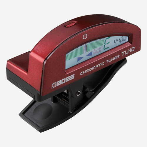 Boss Clip-On Chromatic Tuner TU-10