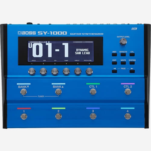 Boss Guitar Synthesizer SY-1000