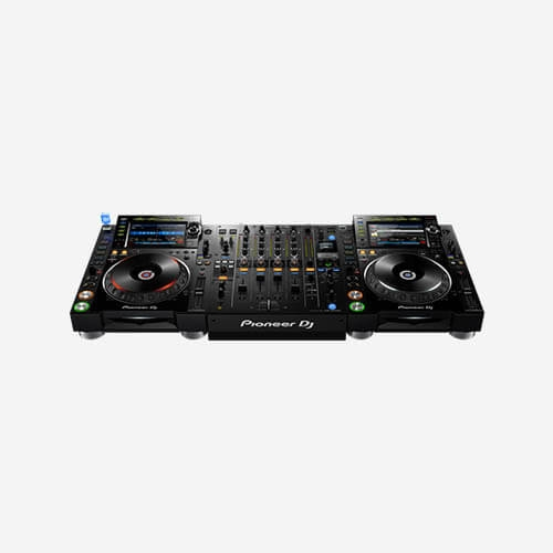 DJ Multi-Player CDJ-2000NXS2
