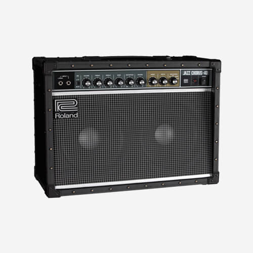 Jazz Chorus Guitar Amplifier JC-40