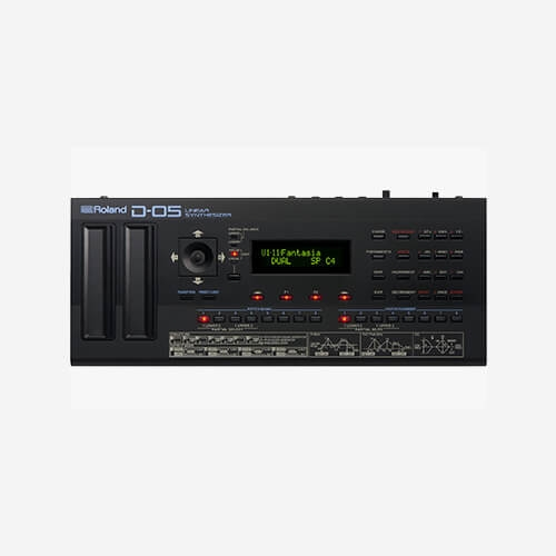 Linear Synthesizer D-05