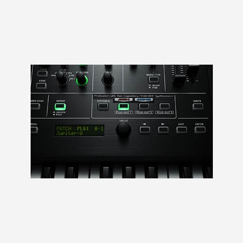 Plug-Out Synthesizer SYSTEM-8